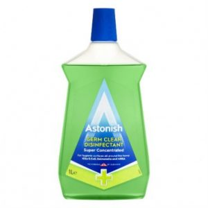 Astonish Germ Clear Disinfectant Super Concentrate