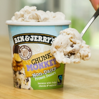 Ben and Jerry's Chunky Monkey