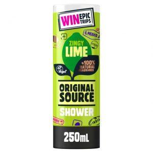 Original Source Lime Shower Gel
