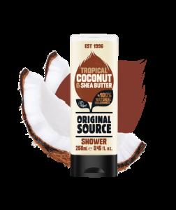 Original Source Coconut & Shea Butter Shower Gel