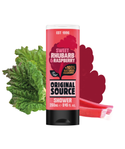 Original Source Rhubarb & Raspberry Shower Gel