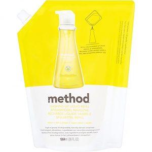 Method Lemon Mint Washing Up Refill