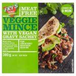 Fry's Meat Free Mince Frozen 380g