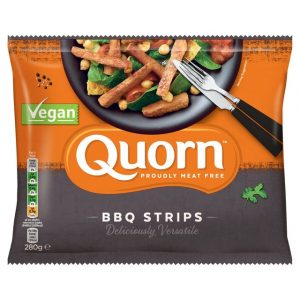 Quorn Vegan BBQ Strips 280g