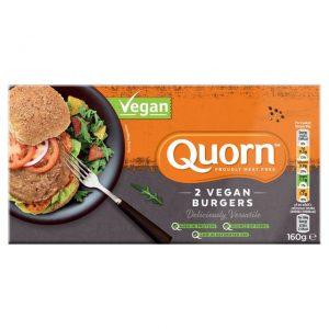 Quorn Vegan Burger 160g
