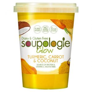 Soupologie Turmeric Carrot & Coconut Soup 600g