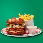 Viva La Vegan Burger
