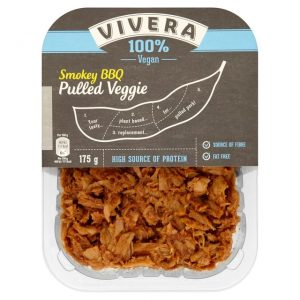Vivera Smokey BBQ Pulled Veggie 175g