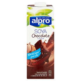 Alpro Soya Chocolate Drink Uht