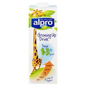 Alpro Soya Drink Junior 1+ Uht
