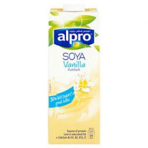 Alpro Soya Vanilla Drink Uht