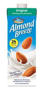 Blue Diamond Almond Breeze Drink Original UHT