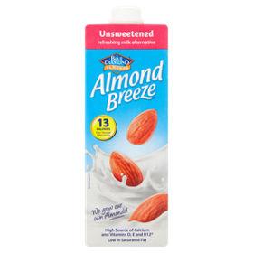 Blue Diamond Almond Breeze Drink Unsweetened