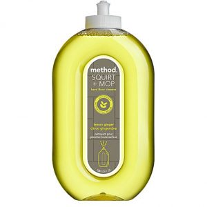 Method Squirt & Mop All Purpose Floor Cleaner - Lemon & Ginger