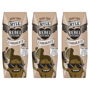 Rebel Kitchen Choco Dairy Free Mylk 3 x 250ml