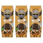 Rebel Kitchen Organic Orange Choc Dairy Free Mylk 3 x 250ml