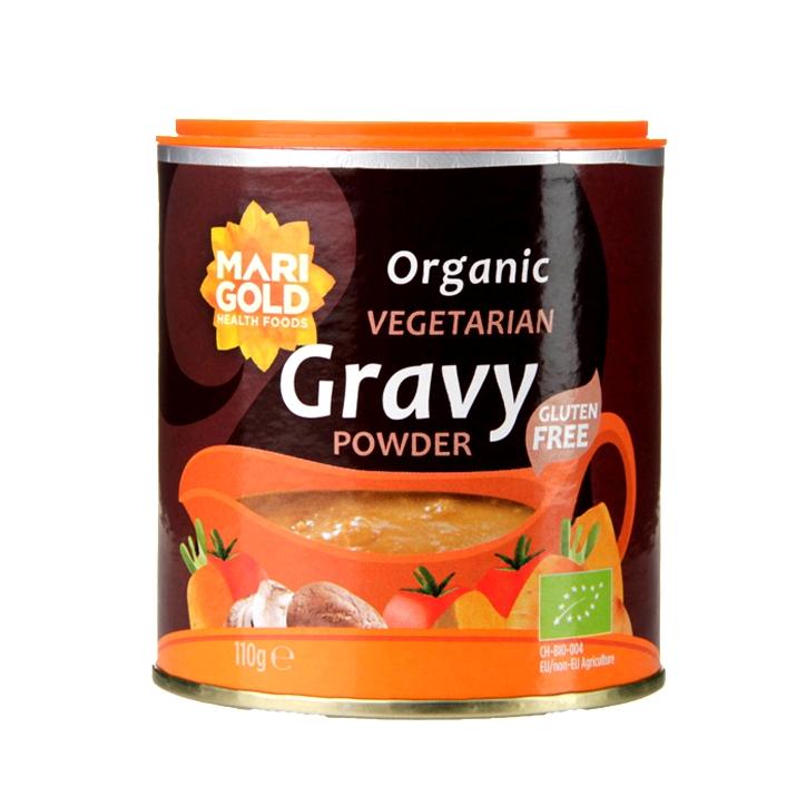 Marigold Health Foods Organic Vegetarian Gravy Powder 110g