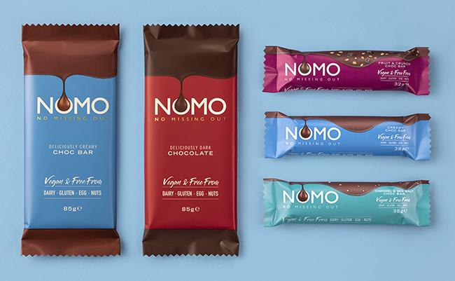 NOMO Chocolate Range