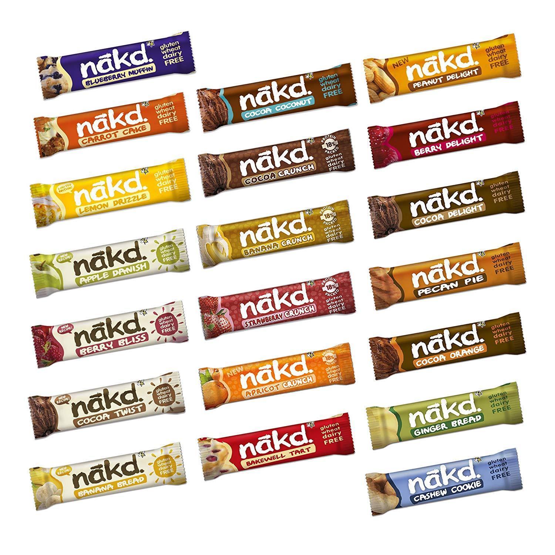 Nakd Bars (all)