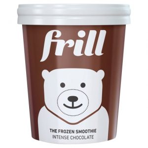 Frill The Frozen Smoothie Intense Chocolate 500ml