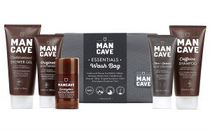 ManCave Essentials Wash Bag Set