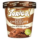 Yorica Double Chocolate Cookie Frozen 500ml