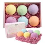 Anjou Bath Bombs Set 6x 110g