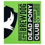 Brewdog Dead Pony Club Ale