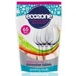 Ecozone Brilliance All in One Dishwasher Tablets 65 tabs
