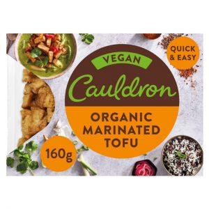 Cauldron Organic Marinated Tofu Pieces 160g