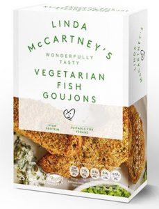 Linda McCartney Vegetarian Fish Goujons 252g