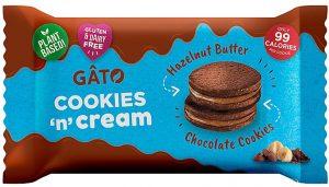 Gato Cookies N Cream - Choc Hazelnut Butter (42g)