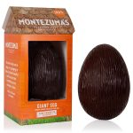 Montezumas Giant Dark Chocolate with Orange Easter Egg