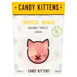 Candy Kittens Tropical Mango Pop Bag 54g