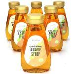 6 x My Vegan 100% Natural Organic Agave Syrup 250ml Bottles