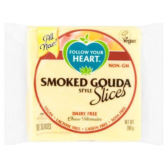 Follow Your Heart Dairy Free 10 Smoked Gouda Slice