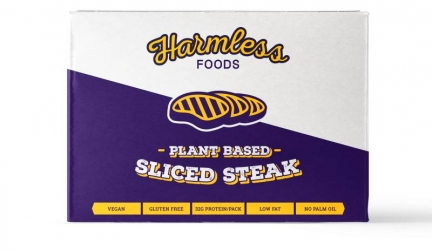 Harmless Foods Sliced Steak (3 for 2)