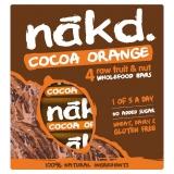 Nakd bars 4 pack 2 for £4 at Ocado