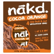 Nakd bars 4 pack 2 for £4 at Ocado