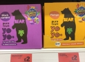 Bear Yo Yo snacks £2