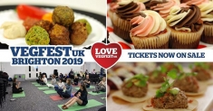 Brighton Vegfest 2019 Tickets BOGOF