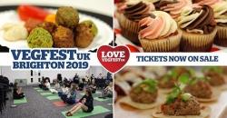Brighton Vegfest 2019 Tickets BOGOF