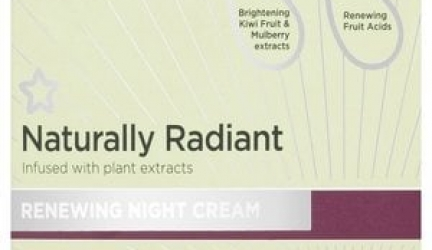 Lots of Superdrug Naturally Radiant skincare better than half price