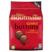 Cadbury's Bournville Buttons