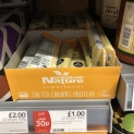 Creative Nature Salted Caramel Protein Bars £1