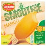 Del Monte Mango Smoothie Lollies 3 pack 99p