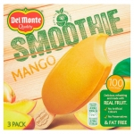 Del Monte Mango Smoothie Lollies 3 pack 99p