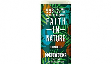 Get 25% off off Faith in Nature Haircare (Including 5L) this April