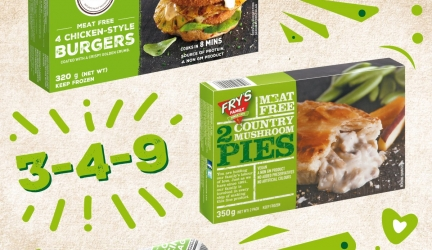Fry's Buy any 3 for £9
