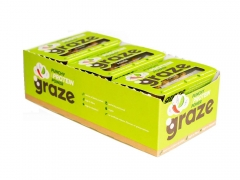 Graze Packs of 9 from £5.40